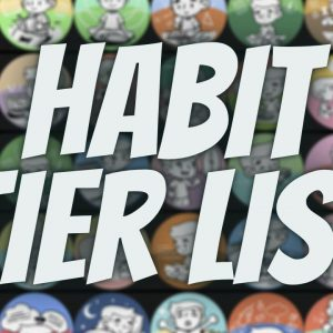 The Habit Tier List - 32 Habits (Which one should you build next?)